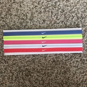 Nike non slip headbands
